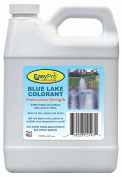 Blue Pond Dye - 1 Qt