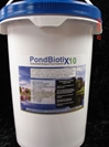PondBiotix10 Summer Formula - 30 LBS - SHIPS FREE! pondbiotix10,beneficial bacteria,pond,treatment,summer