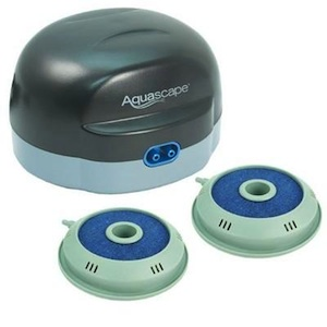 Aquascape pond air 2 aeration system for ponds up to 2 000 for Koi pond volume calculator
