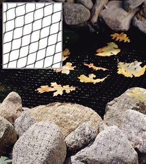 3 4 pond netting by the foot for Pond fish stocking calculator